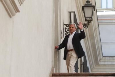 """Ivan Moreira, el vocero veraniego de la UDI: """"Puede resultar extraño, pero me declaro pinochetista y piñerista"""""""