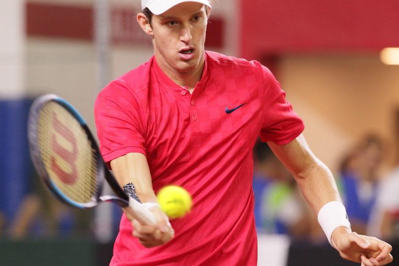 Nicolás Jarry sufrió descensos en singles y dobles del ranking ATP