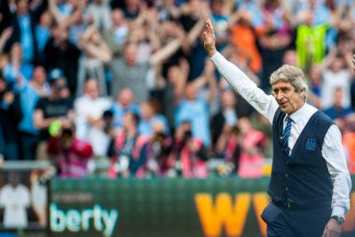 """""""Hizo un trabajo increíble en el City"""": los elogios de Pep Guardiola a Manuel Pellegrini"""
