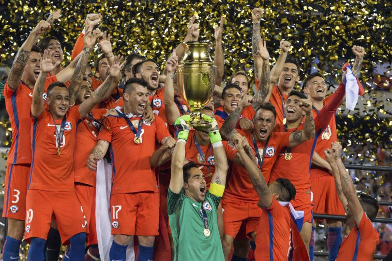EE.UU. invitó a Chile y todos los países sudamericanos para nuevo torneo en 2020