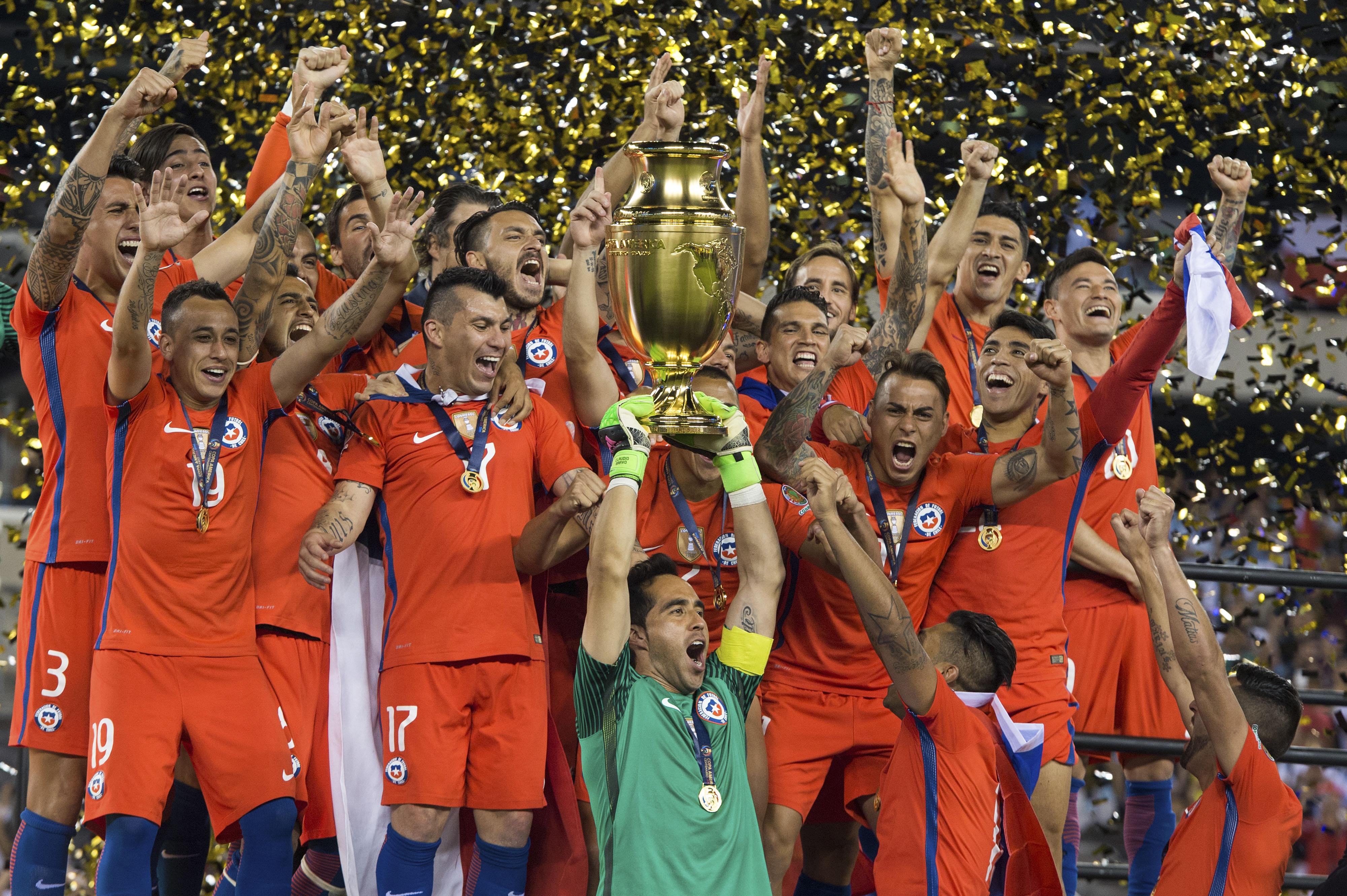 """""""EE.UU. invitó a Chile y todos los países sudamericanos para nuevo torneo en 2020"""""""