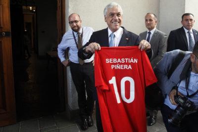 """Piñera le tiene fe a la postulación de Chile al Mundial 2030: """"Tenemos la infraestructura y vamos a cumplir con los requisitos"""""""
