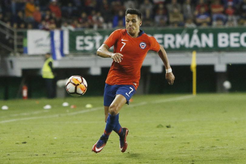 """DT del Manchester United respalda a Alexis: """"Es como una botella de ketchup, cuando se destapa llega por montones"""""""