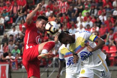 Unión La Calera logró histórica clasificación en la Copa Sudamericana pero el TT en Twitter fue por desafortunada frase de Luka Tudor