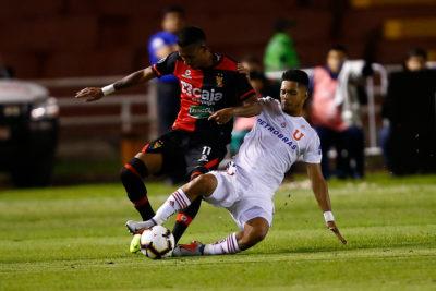 VIDEO | Discreto estreno de Universidad de Chile y U. La Calera en Copa Libertadores y Sudamericana