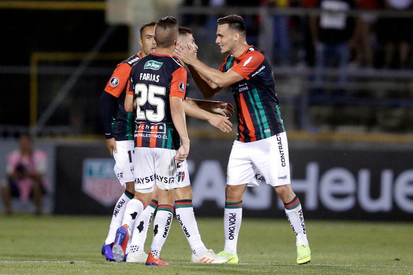 Palestino logra la hazaña en Colombia y sigue con vida en Copa Libertadores
