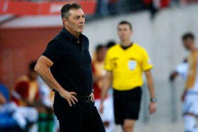 """Sabino Aguad: """"Kudelka tiene contrato vigente, no necesita respaldo"""""""