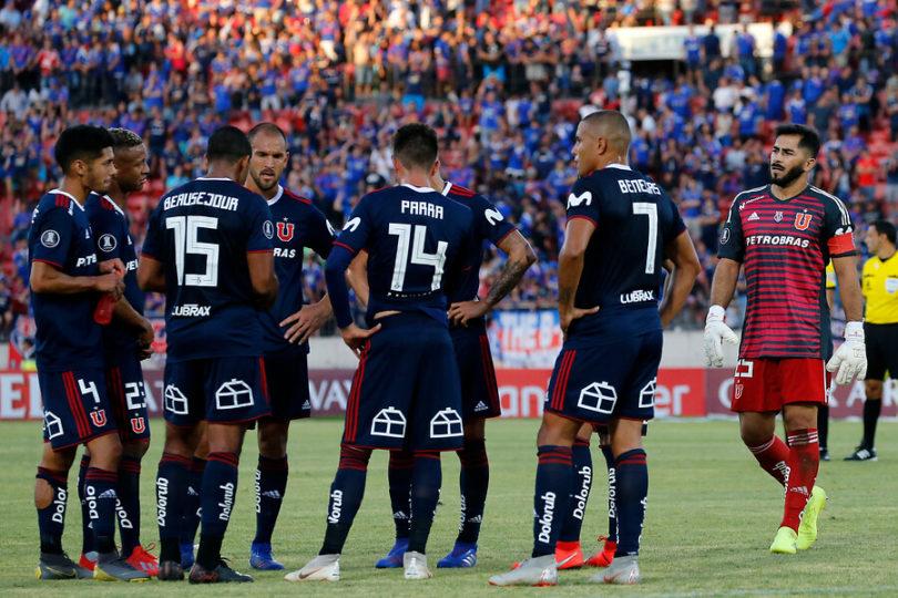 Fracaso rotundo: U. de Chile se despidió de Copa Libertadores tras no superar a Melgar