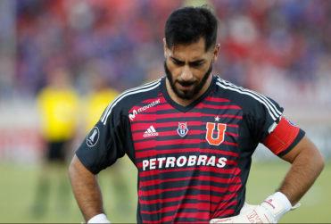 Crisis en la U: Johnny Herrera reconoce roces con Sabino Aguad y dispara contra Azul Azul
