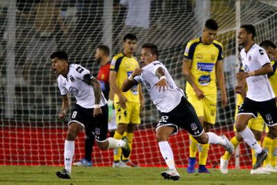 Colo Colo volvió a celebrar en el Monumental tras agónico triunfo ante U. de Concepción