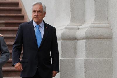 Piñera visitará el Maule y el Biobío para conmemoración del 27-F