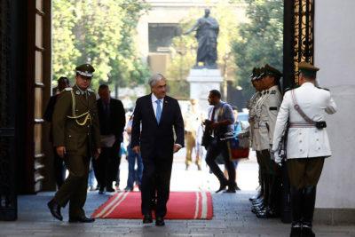 Piñera se reunirá con parlamentarios europeos impedidos de entrar a Venezuela