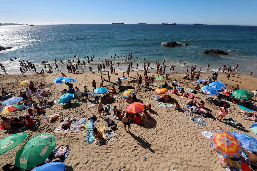 Diario Oficial publica decreto que multa a quienes impidan el ingreso a playas