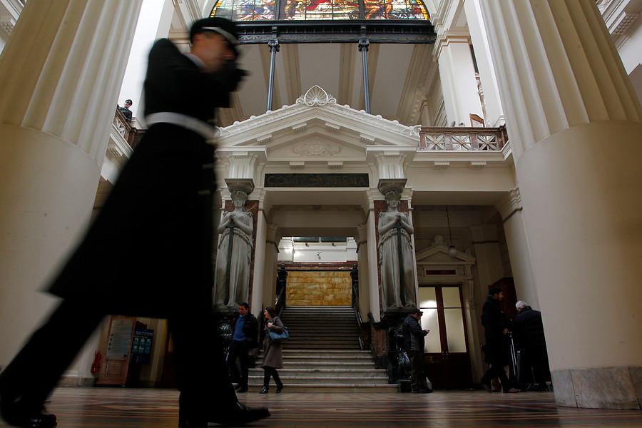"""""""Poder Judicial confirma óptimo funcionamiento de tribunales en el norte"""""""