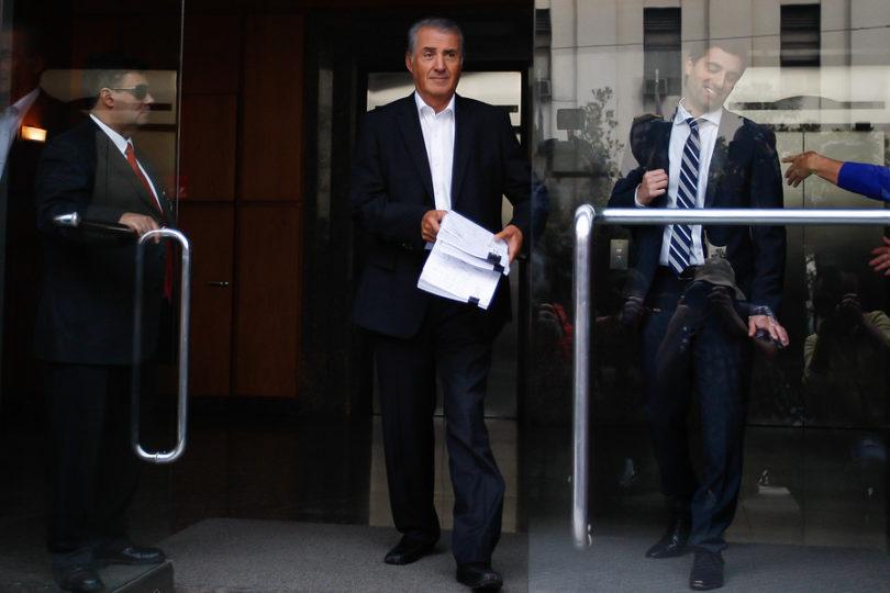 Justicia acepta millonaria rebaja a la multa contra Julio Ponce Lerou por Caso Cascadas