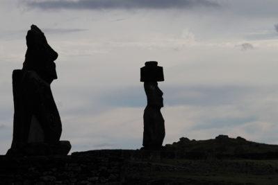 Juzgado provisorio de Rapa Nui comienza a funcionar este martes tras ser quemado en incidentes