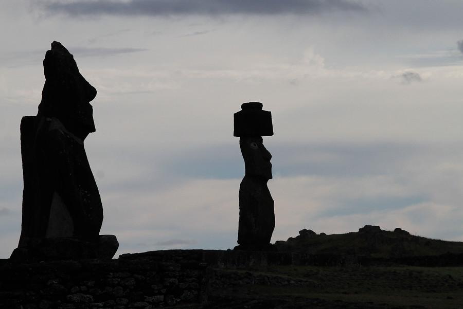 """""""Juzgado provisorio de Rapa Nui comienza a funcionar este martes tras ser quemado en incidentes"""""""