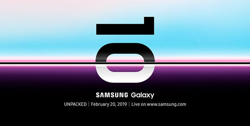 Las grandes sorpresas que Galaxy S10 traerá a Chile