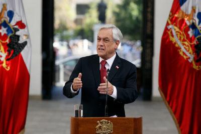 """Piñera por catástrofe en el norte: """"Potenciaremos redes de apoyo"""""""