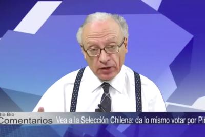 La acusación de censura de Tomás Mosciatti contra Santelices por cobertura sobre VIH