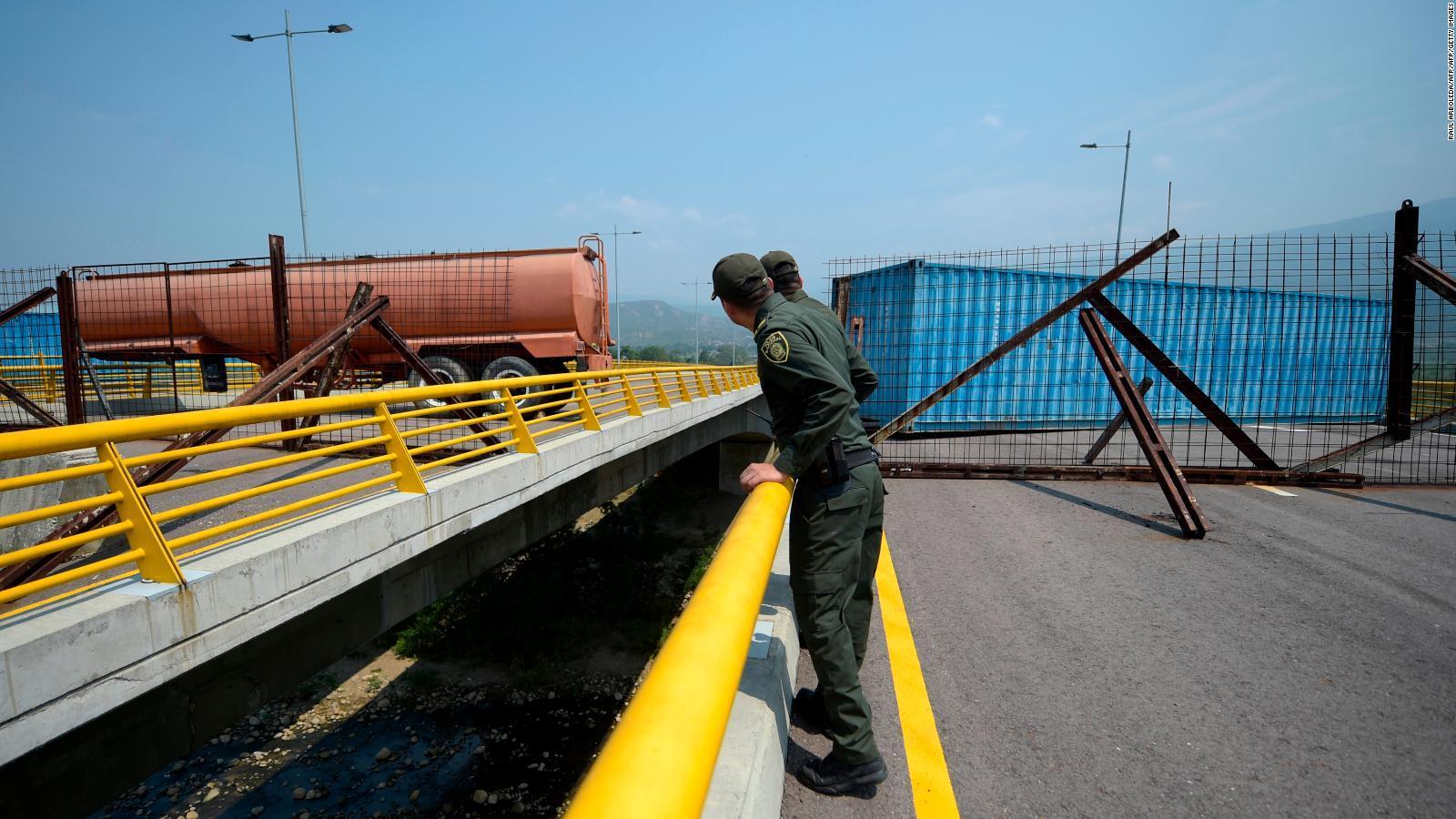 """Cuba asegura que """"tropas de EE.UU. van rumbo a Venezuela"""""""