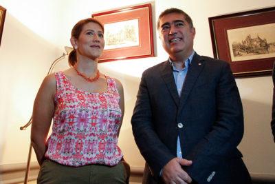 """Representante de Guaidó en Chile: """"Estamos actuando dentro de la constitución"""""""
