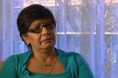 Familiares de DD.DD. exigieron impedir libertad bajo fianza de Adriana Rivas