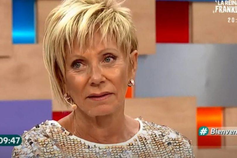 """El tenso momento de Raquel Argandoña en TV para defender el uso del termino """"nana"""" en medio de discusión por episodios clasistas"""