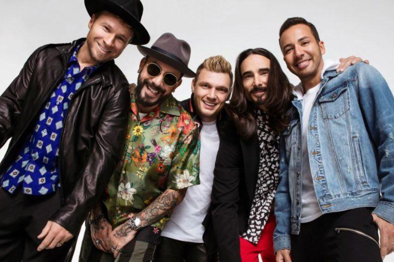 Estas son las peticiones de los Backstreet Boys al Festival de Viña 2019