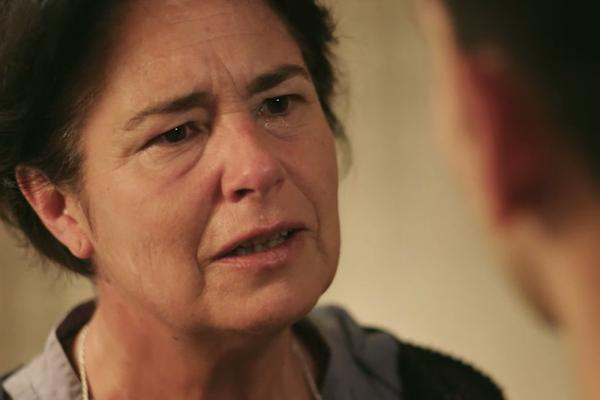 Luz Croxatto fue internada de urgencia en clínica capitalina