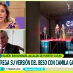 VIDEO |Así fue el encontronazo en vivo entre Mariana Derderián y alcalde de Puerto Varas por Camila Gallardo