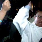 VIDEO | Iglesia se disculpó por violenta reacción de diácono con una mujer en la Catedral