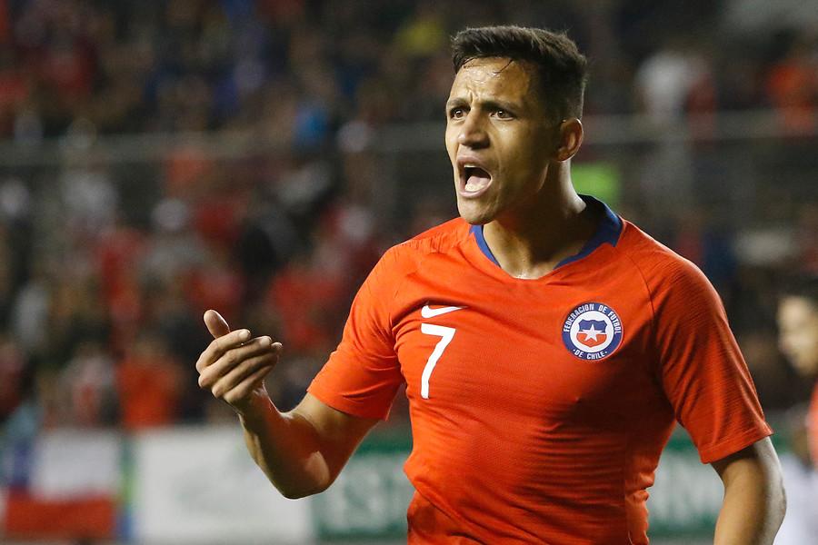 Pesadilla sin fin para Alexis Sánchez: será baja por mes y medio
