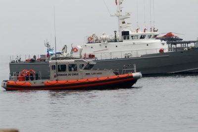 Armada realizó en tiempo récord 3 rescates por emergencias médicas en Magallanes