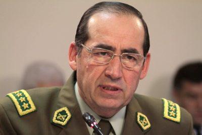 Gastos reservados: ex general González Jure declara como imputado en arista de fraude en Carabineros