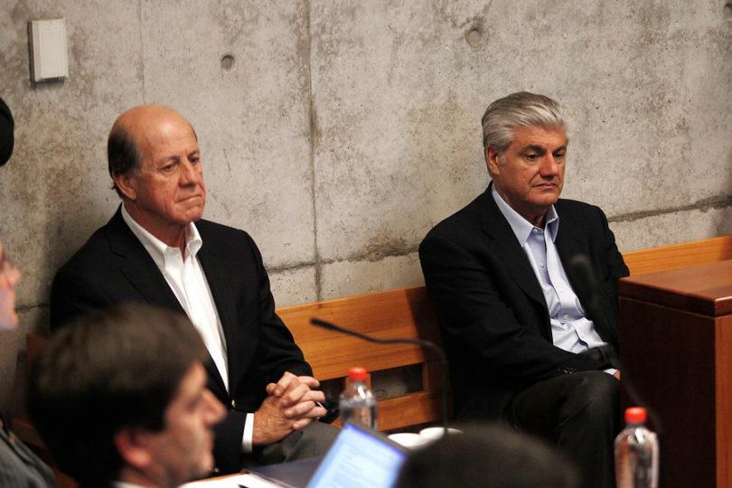 Délano y Lavín se quejan por la frecuencia de los cursos de ética por el caso Penta