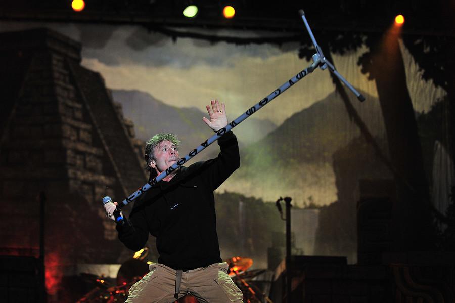 """""""Iron Maiden agotó las entradas para su show en el Estadio Nacional"""""""