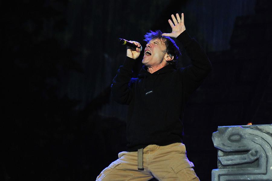 """""""Iron Maiden sumó un segundo concierto y se presentará en el Movistar Arena"""""""