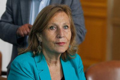 """Helia Molina por decano de la Usach que criticó el 8M: """"Responde a hombres acostumbrados a trabajar en ambientes misóginos"""""""