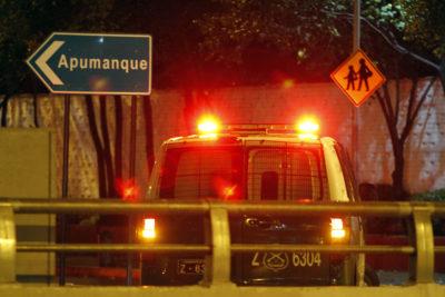 """Ex ministro José de Gregorio y su esposa sufrieron violento """"portonazo"""" en Vitacura"""
