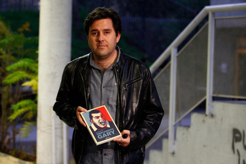 Cristián Arcos y Fernando Tapia fueron parte de la jornada de despidos masivos en CHV y CDF