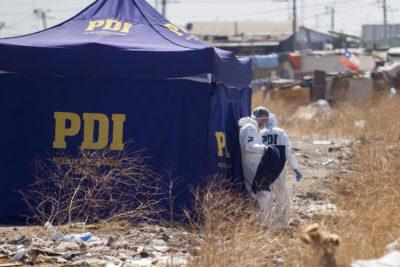 Segundo hallazgo de restos humanos en menos de una semana en Santiago