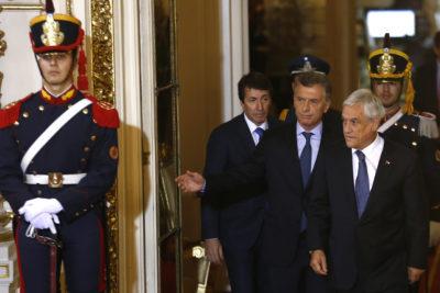 Piñera, Macri, Vásquez y Abdo se reúnen hoy en Buenos Aires por Mundial 2030