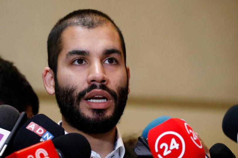 """Diputado Renato Garín oficializa su renuncia a RD: """"No me siento cómodo con la forma en que nos relacionamos"""""""