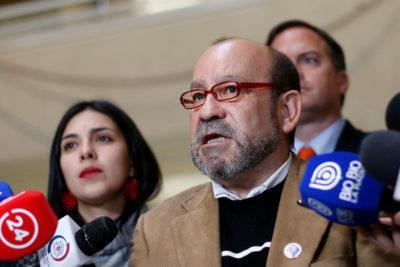 Rolando Jiménez renuncia al Movilh tras 27 años
