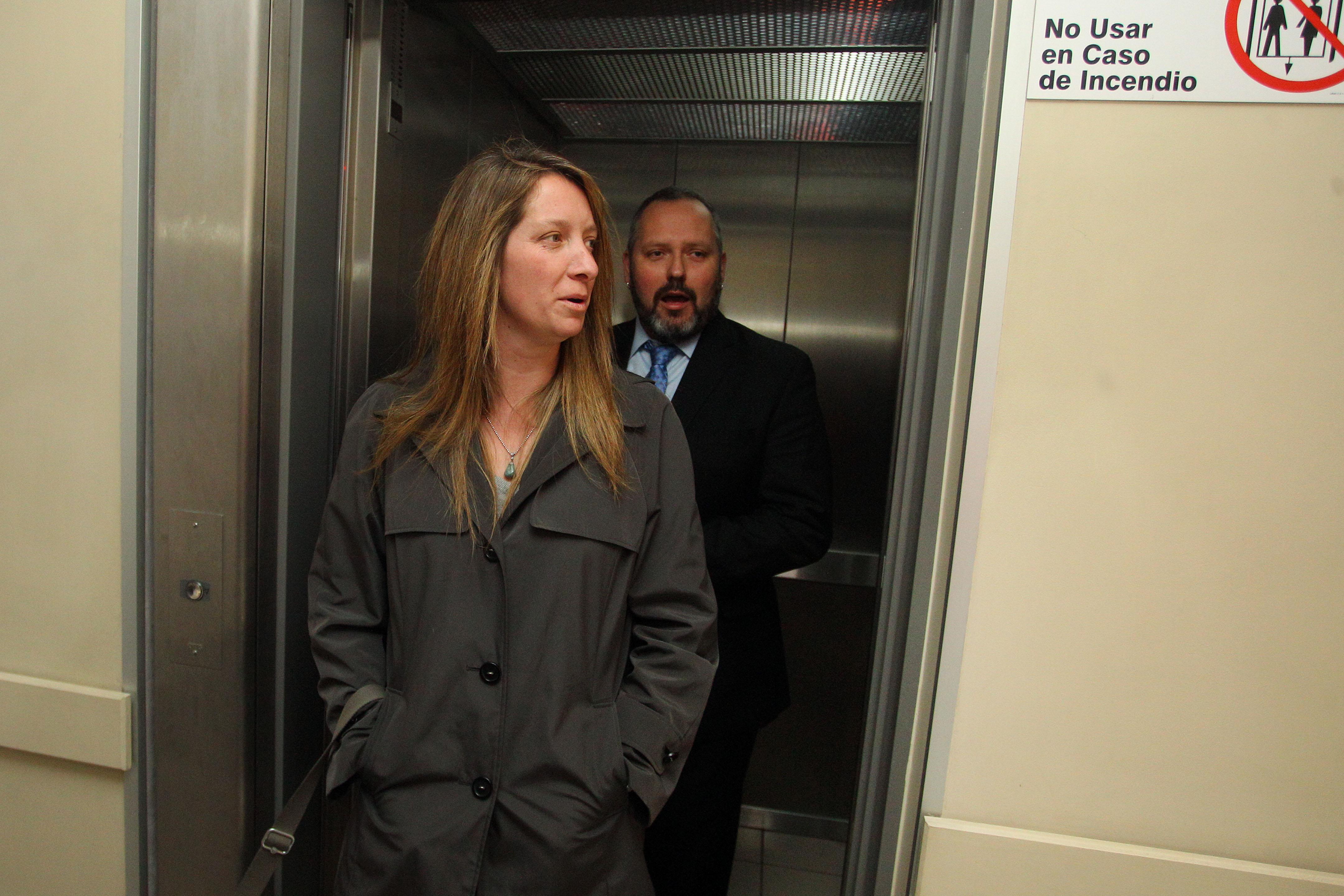 Natalia Compagnon pagó su deuda con el Banco de Chile y evitó el embargo
