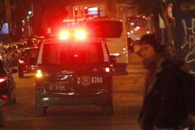 Valparaíso: detienen a sujeto que agredió a cuidadora de autos