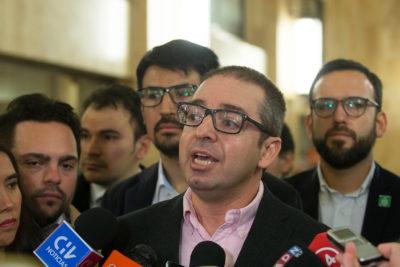 """Presidenta de Comisión de Mujer tras denuncia contra Gabriel Silber: """"No tiene ningún atisbo de ser cierto"""""""