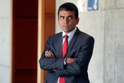 """""""¡Somos tontos hasta las doce!"""": Gajardo le saca en cara a Larraín que declarará a favor de Orpis en el Ministerio de Justicia"""