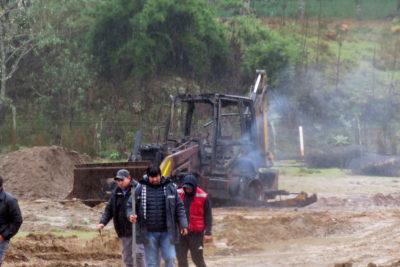 Ley Antiterrorista: no descansaremos hasta tener paz en La Araucanía